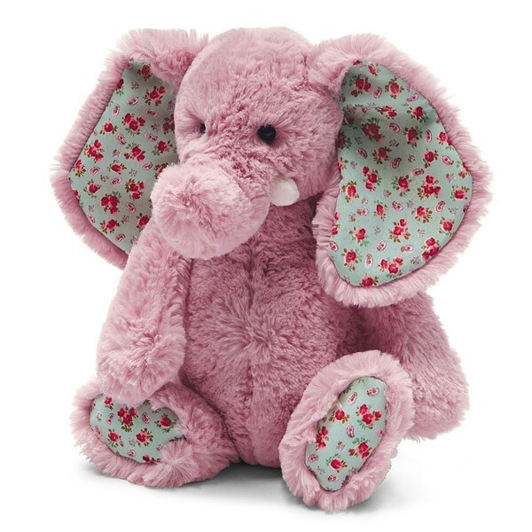 Jellycat Blossom Elephant Daisy