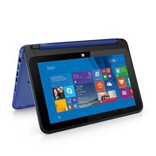 "HP Stream x360 11-p000 11-p010nr 32 GB Tablet PC - 11.6"" - Wireless L"