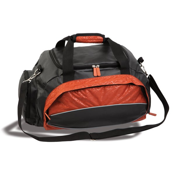 The Versatile Convertible Backpack/Duffel Bag