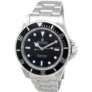 Pre-Owned Men's Rolex Submariner No Date Watch