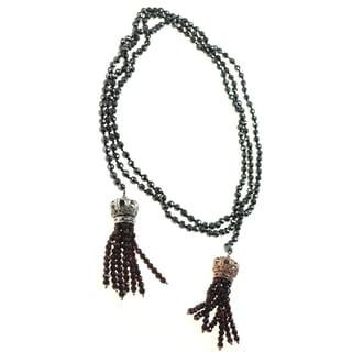 Dallas Prince Multi Stone Necklace