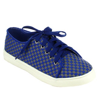 Chase & Chloe ELSA-8 Women's Slip On Sneakers