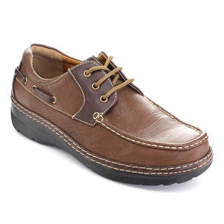 Rocus TS-315S Men's Outdoor Lace Up Moccasin Casual Oxfords