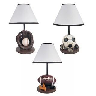 Journee Home 'Fanatic' 15.8 inch Sport Table Lamp