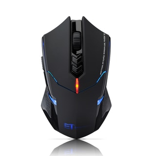 Patuoxun New USB 7 Buttons Wireless Professional Game Gaming Optical Mouse Mice