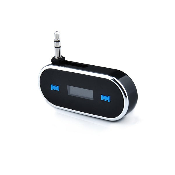 Patuoxun Folding 3.5mm In-car Wireless FM Stereo Transmitter
