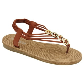 Evacol Women's Strappy Flat Sandals