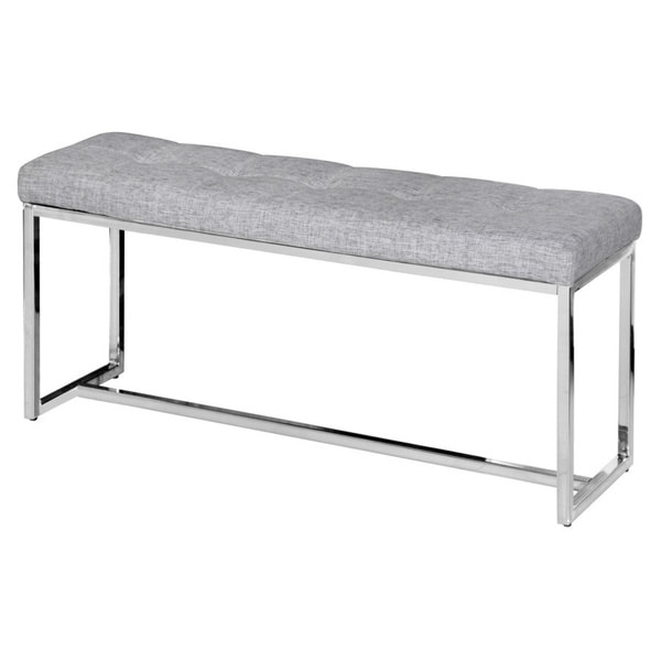 Vibes Tufted Double Bench