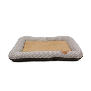 Nano-Silver Anti-bacterial Neutral Carpentry Designer Dog Bed