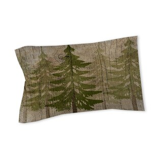 Thumbprintz Pines Sham