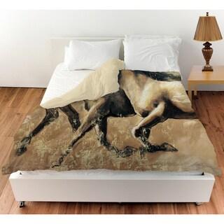 Thumbprintz Galloping Horses Duvet Cover