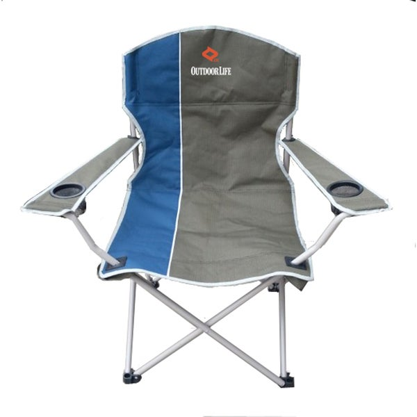 OutdoorLife Oversize Quad Chair