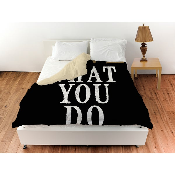 Thumbprintz Love What You Do - Duvet Cover