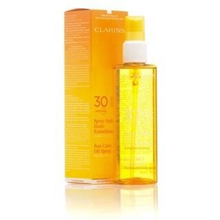 Clarins Sun Care Oil 5-ounce Spray SPF 30