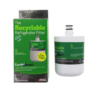 EarthSmart EL-1 Recyclable Replacement Refrigerator Water Filter