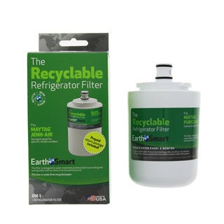 EarthSmart EM-1 Recyclable Replacement Refrigerator Water Filter