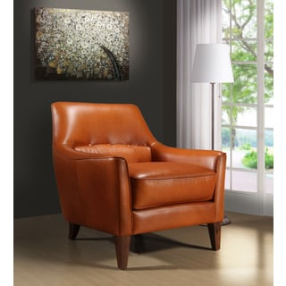 Dampsey Fonte Light Leather Arena Chair
