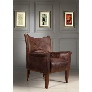 Mario Vintage Brown Chair