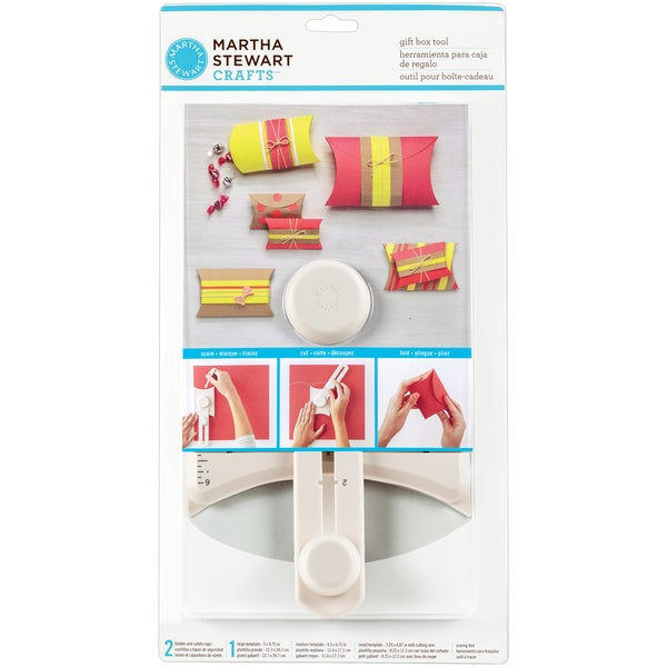 Martha Stewart Pillow Gift Box Tool