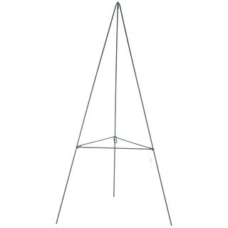 Green Metal Wire Easel30in