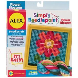 Simply Needlepoint KitFlower