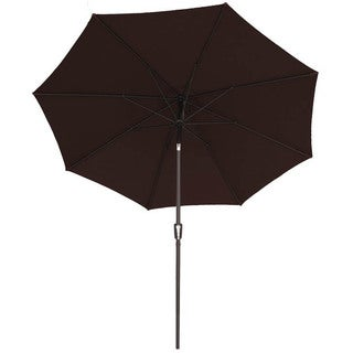 9-foot Traditional Market Sunbrella Umbrella