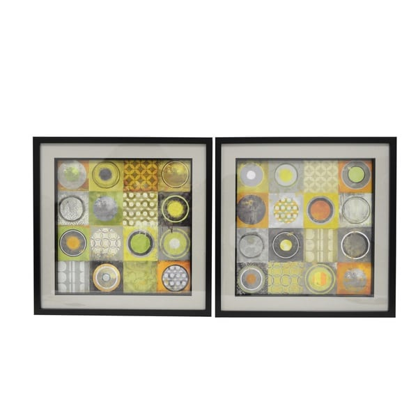To The Beat 2-piece Framed Art Set