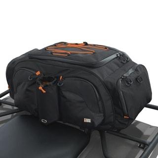 Classic Accessories 15-071-043801-00 QuadGear ATV Runabout Rack Bag Black