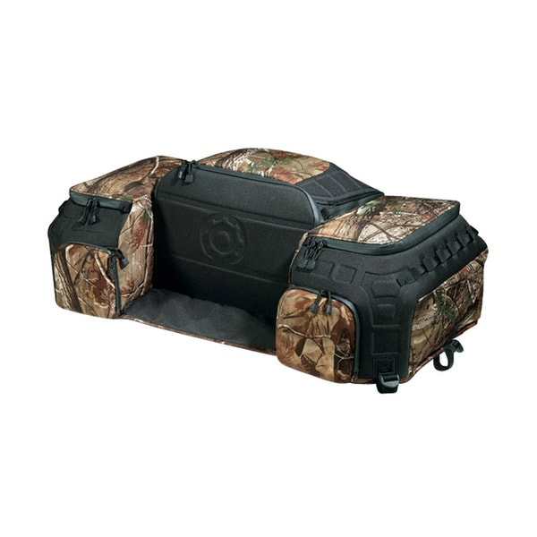 Classic Accessories 78186 QuadGear Evolution ATV Rear Rack Bag Realtree AP