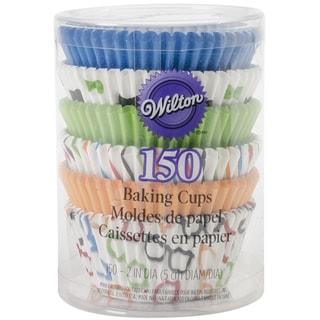 Standard Baking CupsGlasses & Bows 150/Pkg