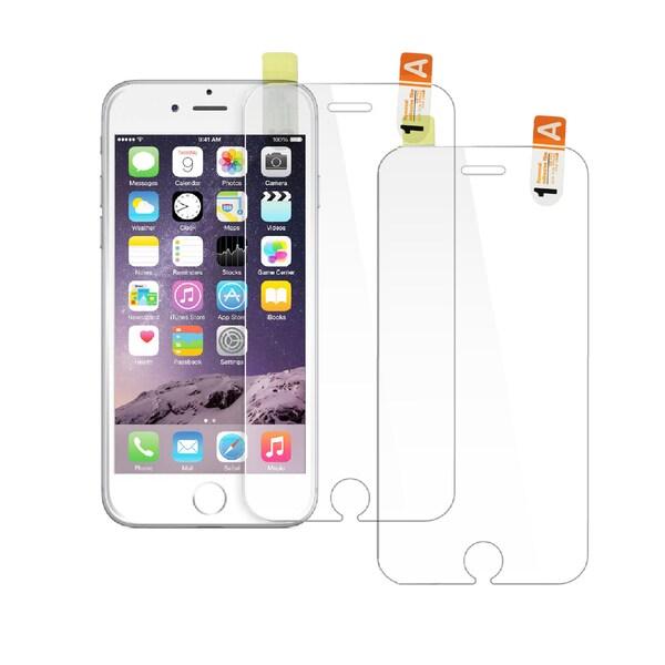 NIC Glasstic Anti-fingerprint Screen Protector Film for iPhone 6