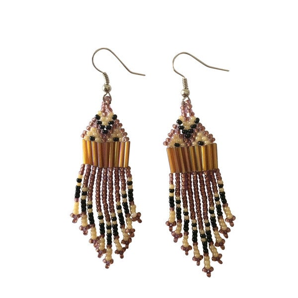 Zulu Beaded Earrings (South Africa)