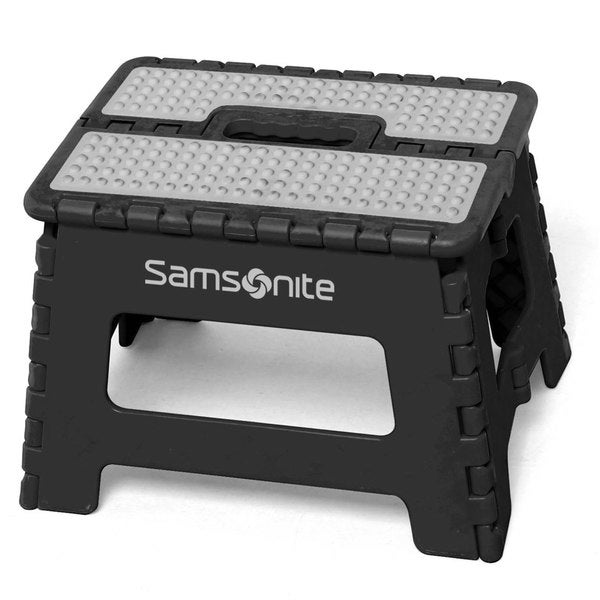 Mini Folding Step Stool- Samsonite