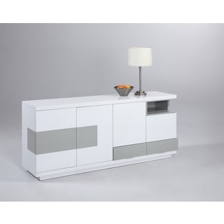 Christopher Knight Home Seasons Modern 4-Door Buffet