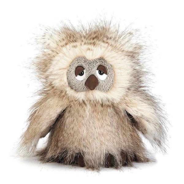 Jellycat Ania Cream Owl