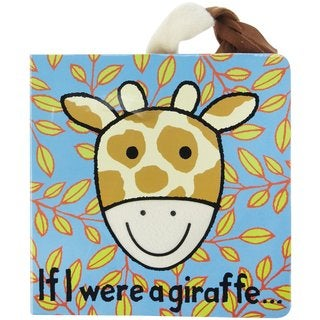 Jellycat Board Books, If I Were a Giraffe