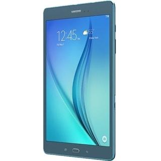 "Samsung Galaxy Tab A SM-T550 16 GB Tablet - 9.7"" - Wireless LAN - Qua"
