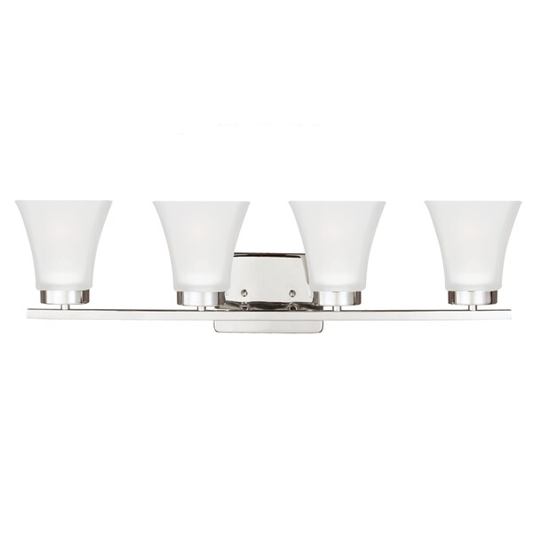 Sea Gull Bayfield Energy Star 4-light Wall Sconces