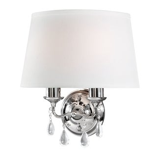 Sea Gull West Town 2-light Energy Star Wall Sconces