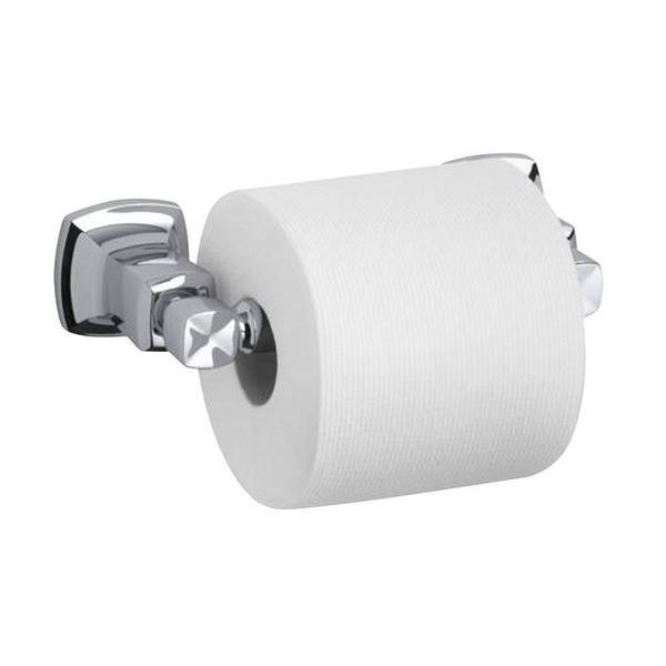 Margaux Single Post Toilet Paper Holder