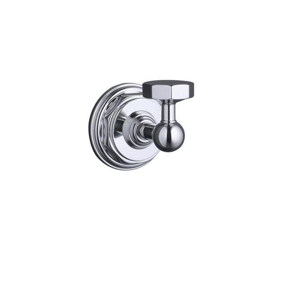 Pinstripe Single Robe Hook