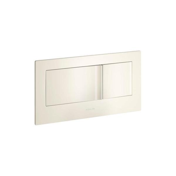 Veil Flush Actuator Plate