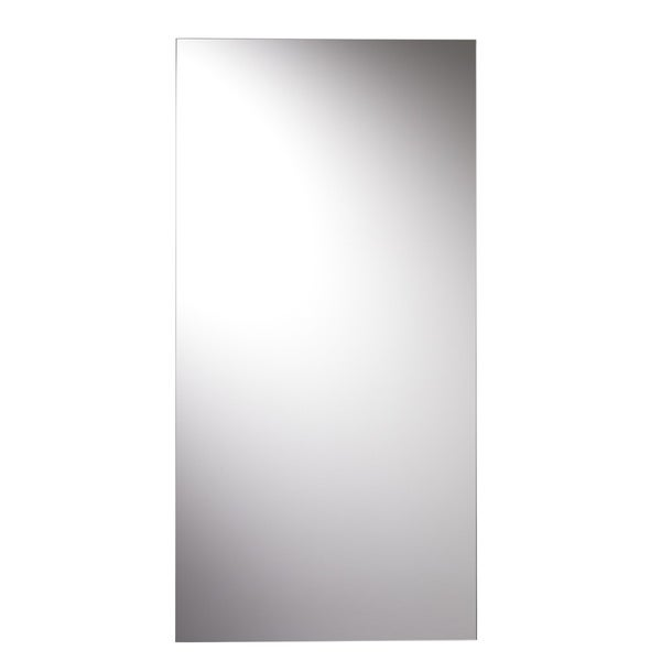 Kentmere Rectangular Wall Mirror with Hang 'N' Lock