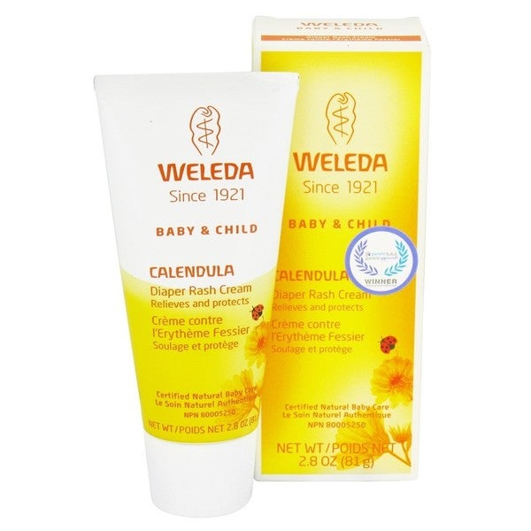 Weleda Diaper Rash 2.8-ounce Cream