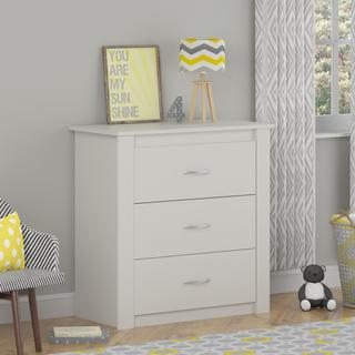Altra Riley 3-Drawer Dresser by Cosco