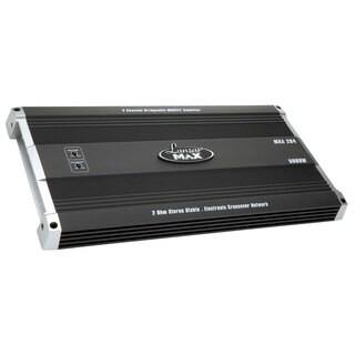 Lanzar MXA284 5000W 2-channel Bridgeable MOSFET Amplifier (Refurbished)