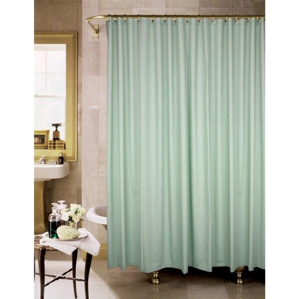 Rose Tree Herringbone Shower Curtain