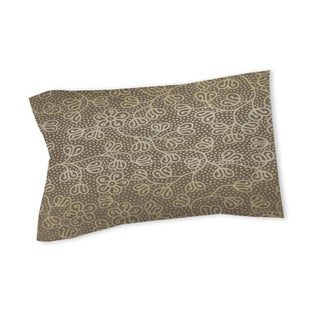 Thumbprintz Deer Elegance Filigree Sham