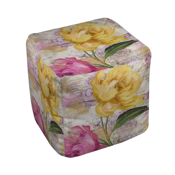 Thumbprintz Sitting Pretty II Pouf