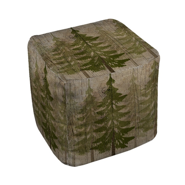 Thumbprintz Pines - Pouf
